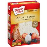 Angel Food Cake Mix, Duncan Hines (American)